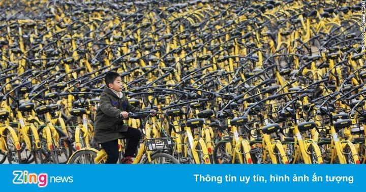 Công ty chia sẻ xe đạp lớn nhất nhì Trung Quốc tính chuyện phá sản