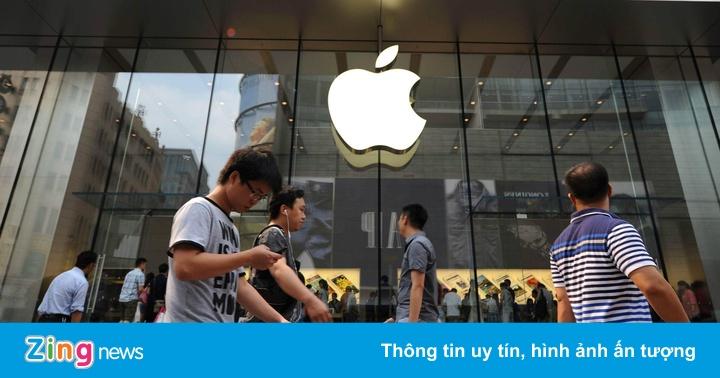 Mỹ - Trung giao tranh thương mại, Apple dính đạn lạc