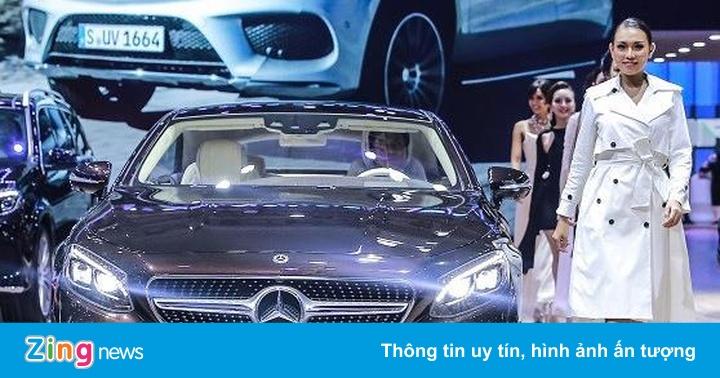 Đại lý Mercedes lãi hơn 100 triệu mỗi xe bán ra - giá vàng 9999 hôm nay 311