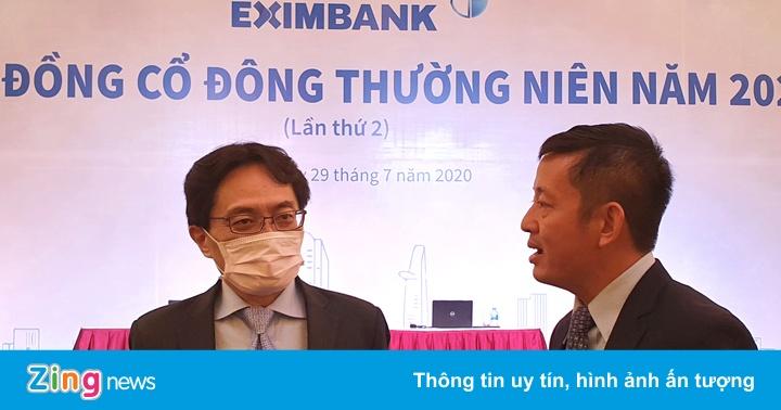 Eximbank có 2 chủ tịch trong 1 giờ