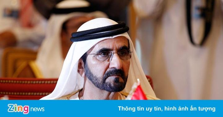 Trang trại xa xỉ rộng hơn 323 ha của tiểu vương Dubai