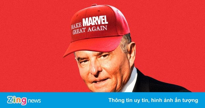 Chủ tịch Marvel sở hữu 4,5 tỷ USD, thân với Tổng thống Donald Trump