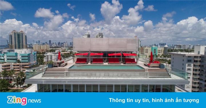 Căn penthouse 22 triệu USD của tỷ phú Mỹ - mega 645