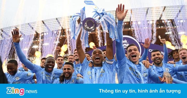 Cầu thủ 5 lần vô địch Premier League cùng Man City là ai?