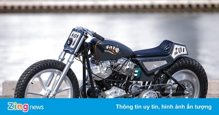 Harley-Davidson độ phong cách Nhật Bản