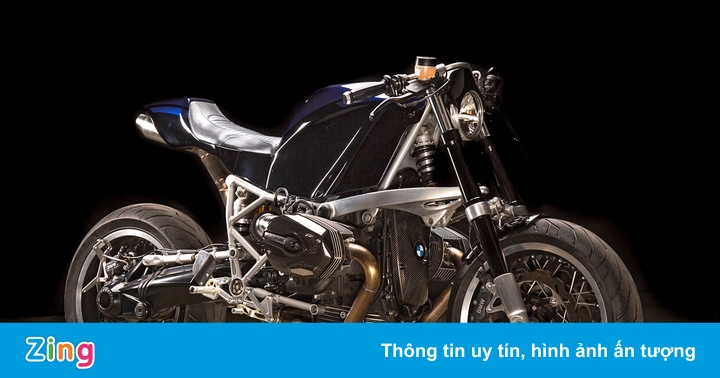 Sự trở lại hoành tráng của BMW R1200S huyền thoại