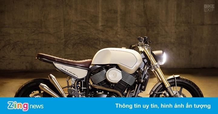 Bản độ thời thượng của Harley-Davidson Street 750