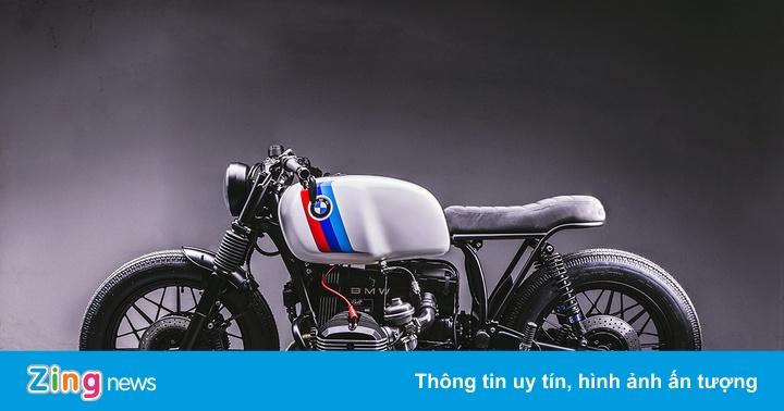 Chân dung BMW R100RS ra đời từ xưởng độ xe đua cao cấp