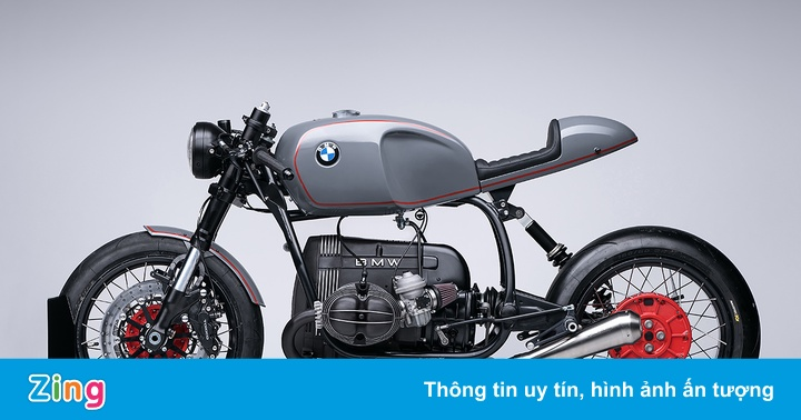 Xe độ BMW Mark II đa phong cách từ Đức