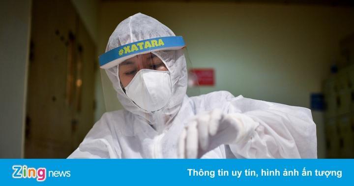 Người đàn ông ở Bạc Liêu âm tính với SARS-CoV-2