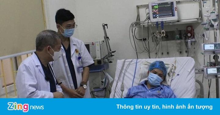 Người đàn ông ở Hà Nội hồi sinh kỳ diệu sau khi ngừng tim - mega 645