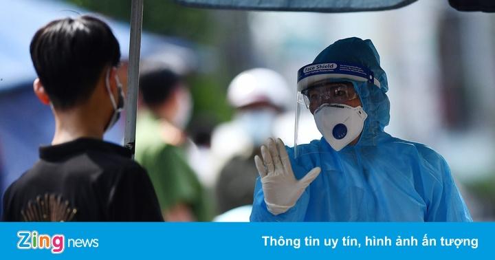 TP.HCM tìm người đến ngân hàng ở quận Tân Bình