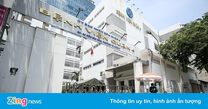 Bệnh viện quận 4 tạm ngừng tiếp nhận bệnh nhân