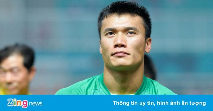 Thủ môn Bùi Tiến Dũng hoàn tất 'Dream Team' của CLB Hà Nội