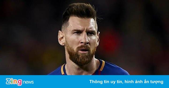 Barca đang chủ động đẩy Messi khỏi Camp Nou