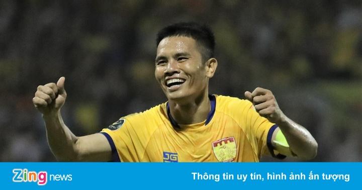 HLV Thanh Hóa hạnh phúc vì đội bóng đã biết thắng tại V.League