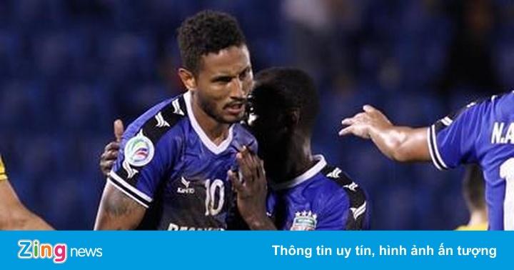 CLB Bình Dương giành vé đi tiếp ở AFC Cup nhờ bàn thắng phút 89