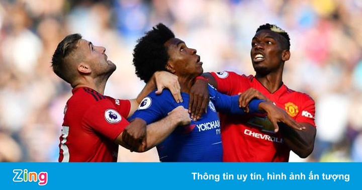 MU đại chiến Chelsea ngay vòng mở màn Premier League mùa giải mới