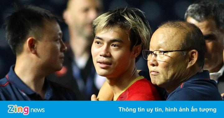 Báo Hàn Quốc e ngại việc chung bảng với Việt Nam của HLV Park
