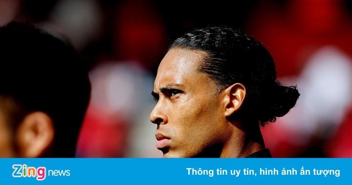 Sao Arsenal chấm dứt kỷ lục không bị qua người của Van Dijk sau 6 phút