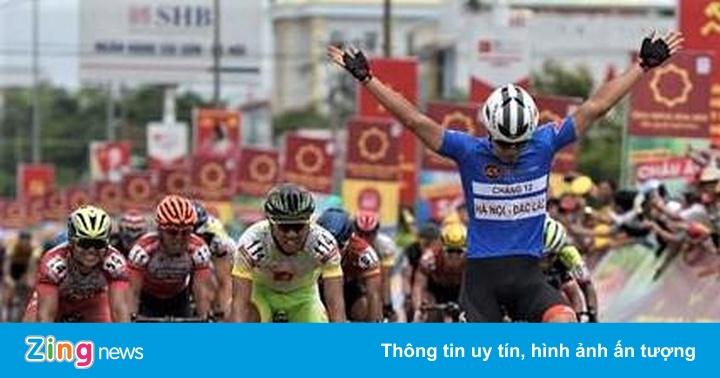 Giải đua xe đạp quốc tế VTV Cup chính thức khởi tranh