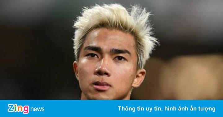 Thái Lan công bố danh sách 23 cầu thủ đấu tuyển Việt Nam