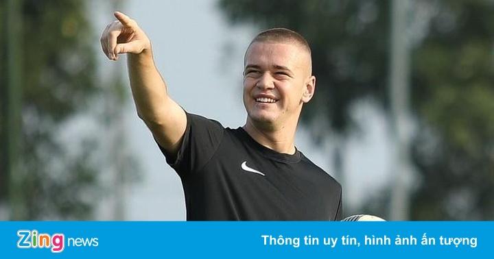 U19 Sarajevo tập luyện tại Hà Nội, chuẩn bị dự giải quốc tế