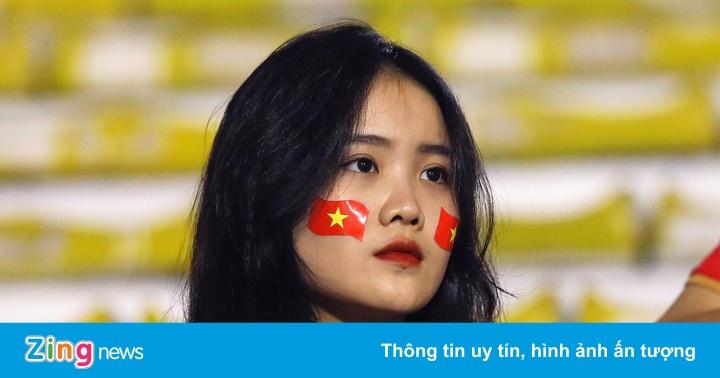 Bạn gái Đoàn Văn Hậu đến sân cổ vũ U22 Việt Nam - kết quả xổ số đồng tháp