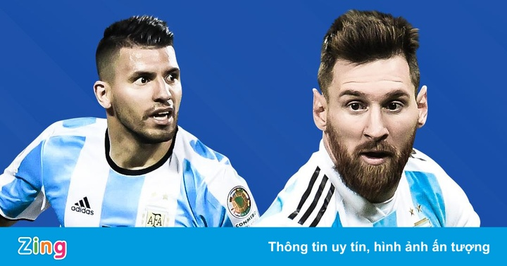 Lịch thi đấu Copa America: Argentina gặp Paraguay
