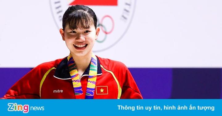 Lịch thi đấu SEA Games 30 ngày 8/12: Chờ đợi HCV của Ánh Viên