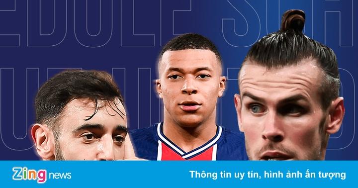 Những trận đáng chú ý tại 5 giải hàng đầu châu Âu