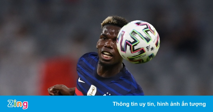 Chỉ khi ở tuyển Pháp, Pogba mới thật sự đáng sợ