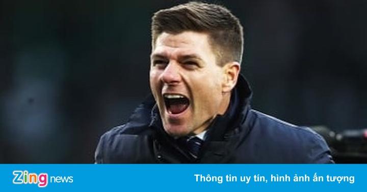 Đội của Gerrard thắng Real Madrid với số cú sút áp đảo