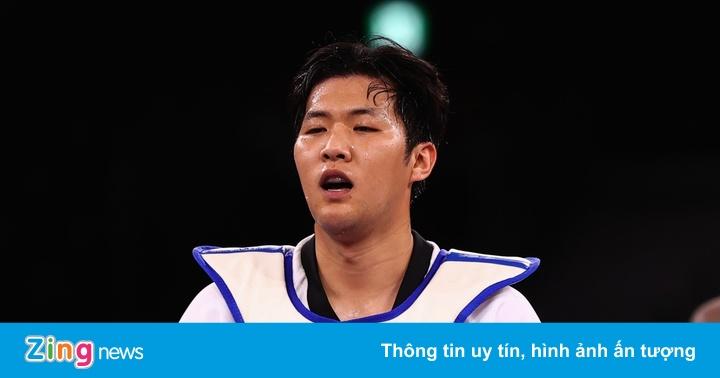 Taekwondo Hàn Quốc thất bại toàn diện ở Olympic Tokyo