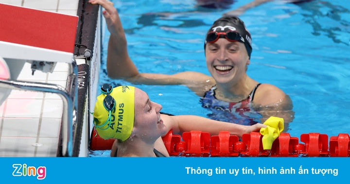 Đội bơi Australia hy vọng truất ngôi Mỹ