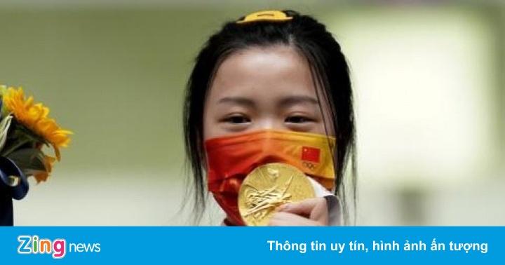 Kế hoạch thâu tóm HCV Olympic của Trung Quốc