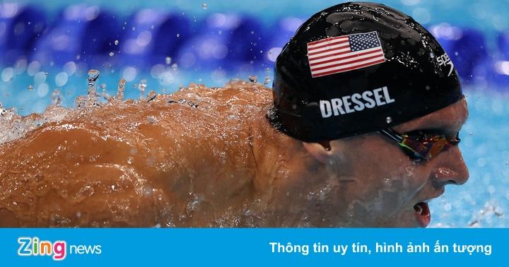 Đế chế bơi lội Mỹ đang tuột dốc nhanh?