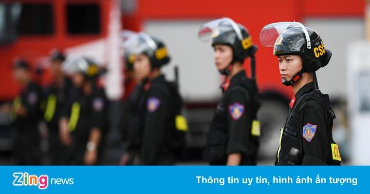 CLB Nam Định huy động cảnh sát bảo vệ đội Quảng Nam sau vụ chất màu lạ - xổ số ngày 17102019
