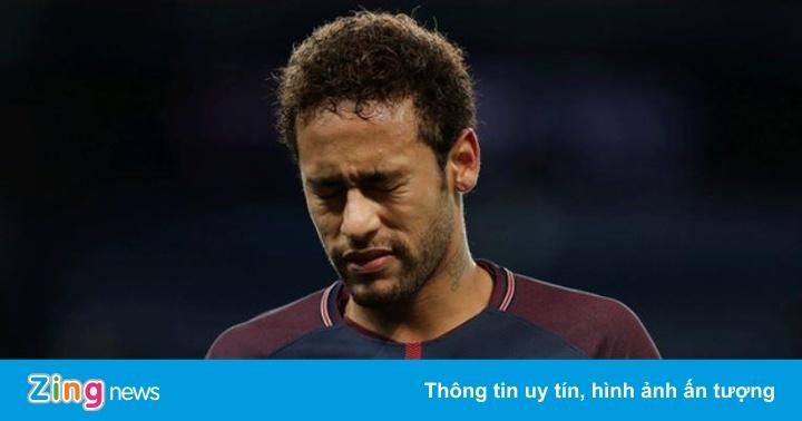 Neymar trở lại và ghi bàn, PSG vẫn mất danh hiệu cuối của mùa giải