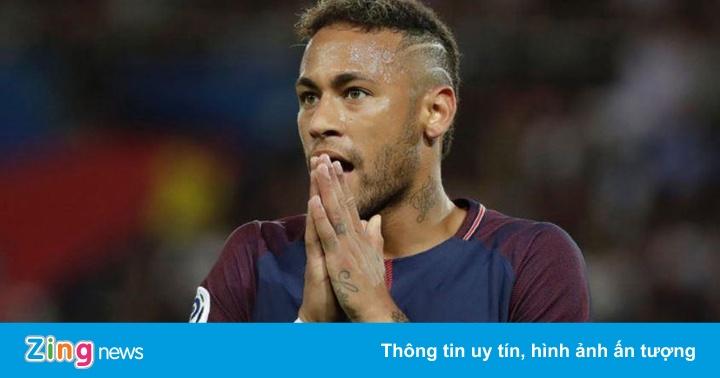 Neymar trước nguy cơ bị cấm 8 trận vì đấm CĐV