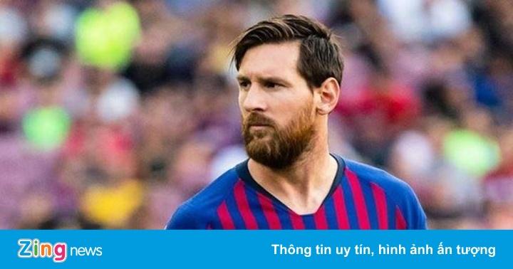 Eibar 1-2 Barca: Messi lập cú đúp trong ít phút