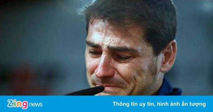 Chưa bình phục bệnh tim, Casillas nhận tin dữ từ vợ