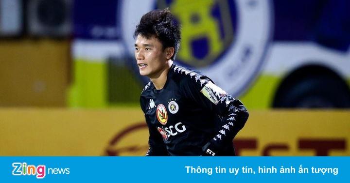 CLB Nam Định 1-0 CLB Hà Nội: Bùi Tiến Dũng thủng lưới
