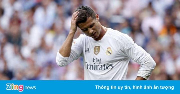 Ronaldo bị loại khỏi danh sách huyền thoại La Liga