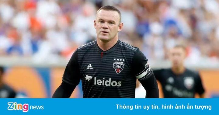 Rooney đàm phán trở về Anh làm cầu thủ kiêm huấn luyện viên