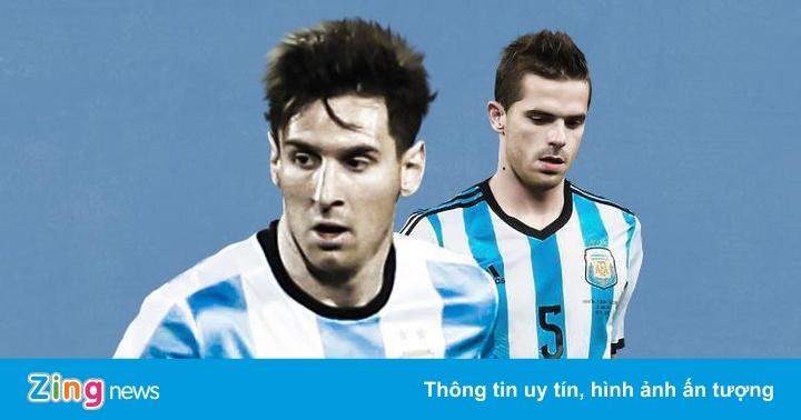 Đội hình Argentina giành HCV Olympic 2008 đang ở đâu?