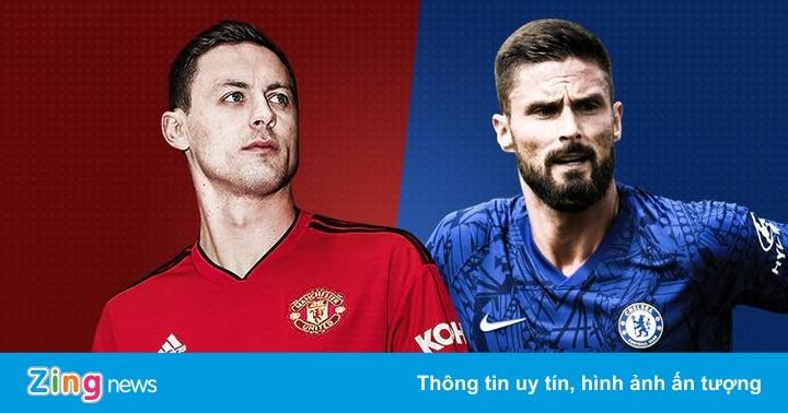 Đội hình cầu thủ cao nhất Premier League mùa này
