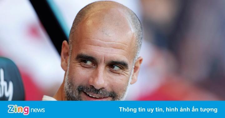 Man City thắng 3-0 với đội hình chỉ có 1 trung vệ