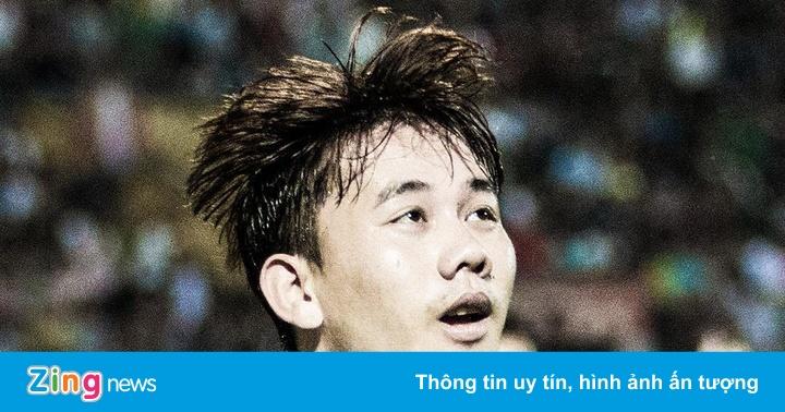 Minh Vương lập hat-trick giúp HAGL thắng 5-1