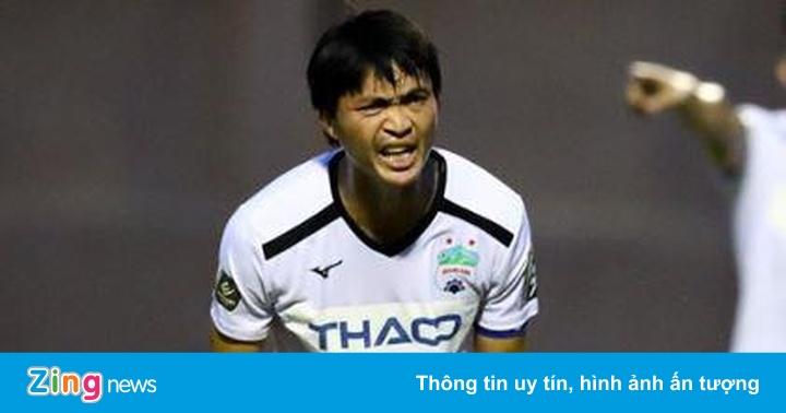 HAGL 2-1 CLB Hải Phòng: Minh Vương lập cú đúp